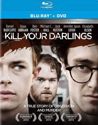 Kill Your Darlings [2 Discs] [Blu-ray/DVD] [2013] 4347024