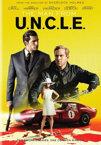 The Man From U.N.C.L.E. [DVD] [2015] 4350919