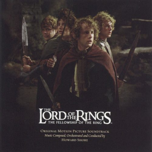 The Lord of the Rings: The Fellowship of the Ring [Original Motion Picture Soundtrack] [CD] 4356967