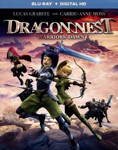 Dragon Nest: Warriors' Dawn [Blu-ray] [2014] 4358514