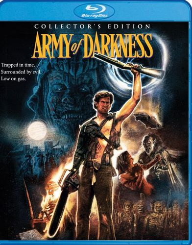Army of Darkness [Blu-ray] [3 Discs] [1992] 4358517