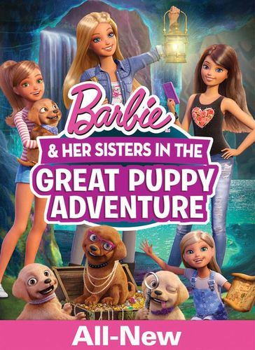 Barbie and Her Sisters in the Great Puppy Adventure [DVD] [2015] 4358524