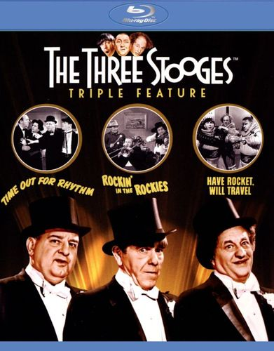 Three Stooges Collection: Volume One [Blu-ray] 4361902
