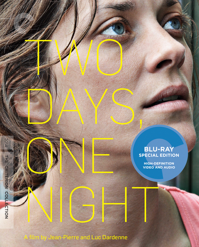 Two Days, One Night [Criterion Collection] [Blu-ray] [2014] 4361907