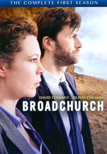 Broadchurch: The Complete First Season [3 Discs] [DVD] 4361911