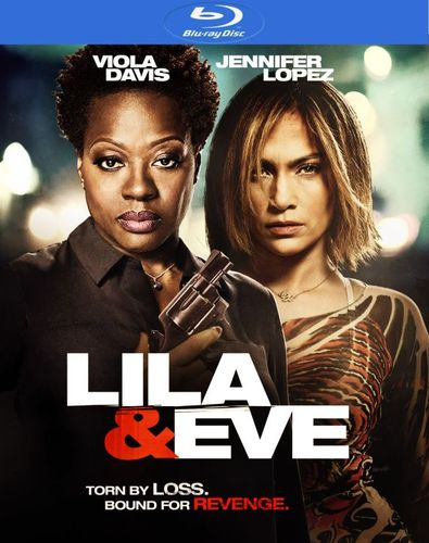 Lila & Eve [Blu-ray] [2015] 4361912
