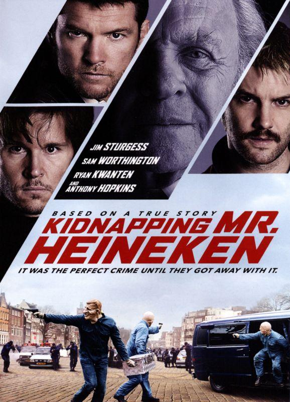 Kidnapping Mr. Heineken [DVD] [2015] 4361936
