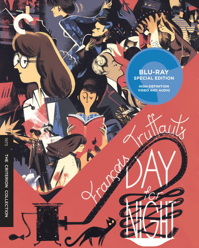 Day for Night [Criterion Collection] [Blu-ray] [1973] 4361944