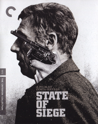 State of Siege [Criterion Collection] [Blu-ray] [1972] 4361956