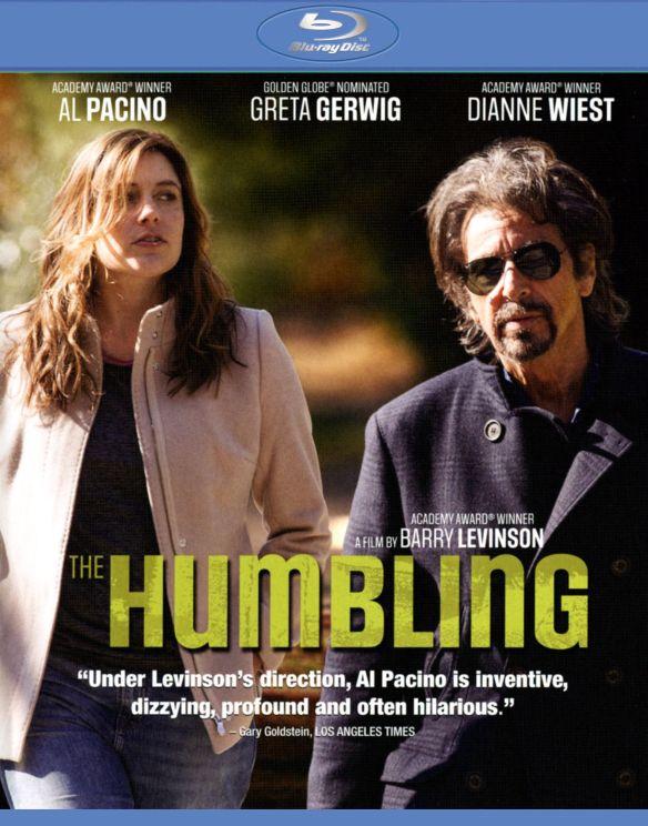 The Humbling [Blu-ray] [2014] 4361960