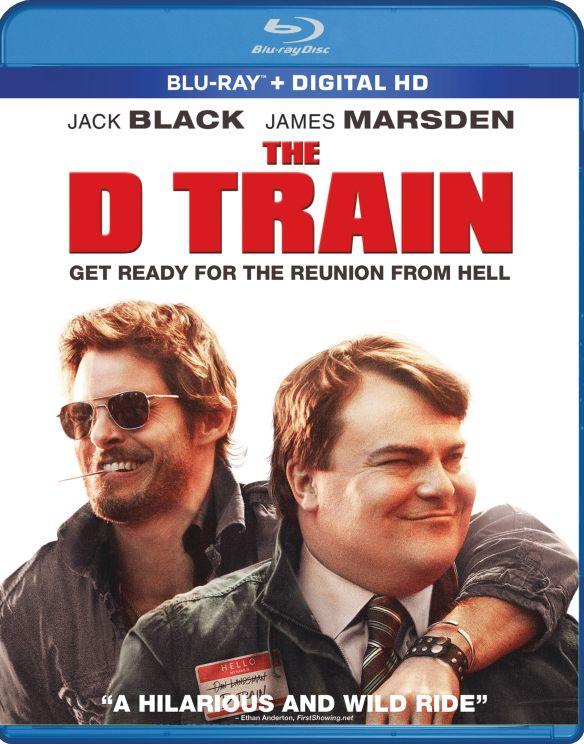 The D Train [Blu-ray] [2015] 4364100