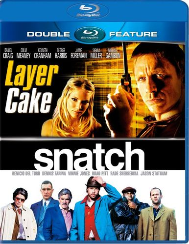 Layer Cake/Snatch [Blu-ray] [2 Discs] 4364213