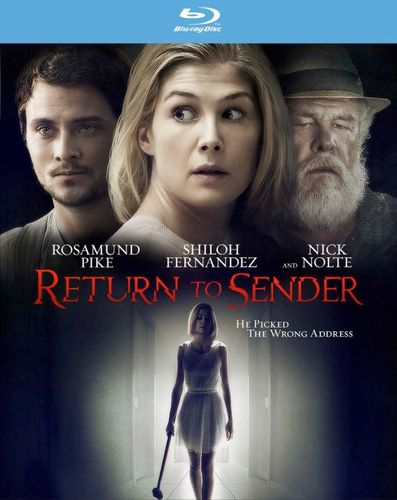 Return to Sender [Blu-ray] [2015] 4364218