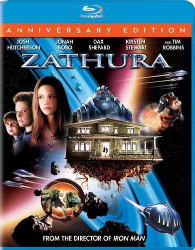 Zathura: A Space Adventure [10th Anniversary Edition] [Blu-ray] [2005] 4364219
