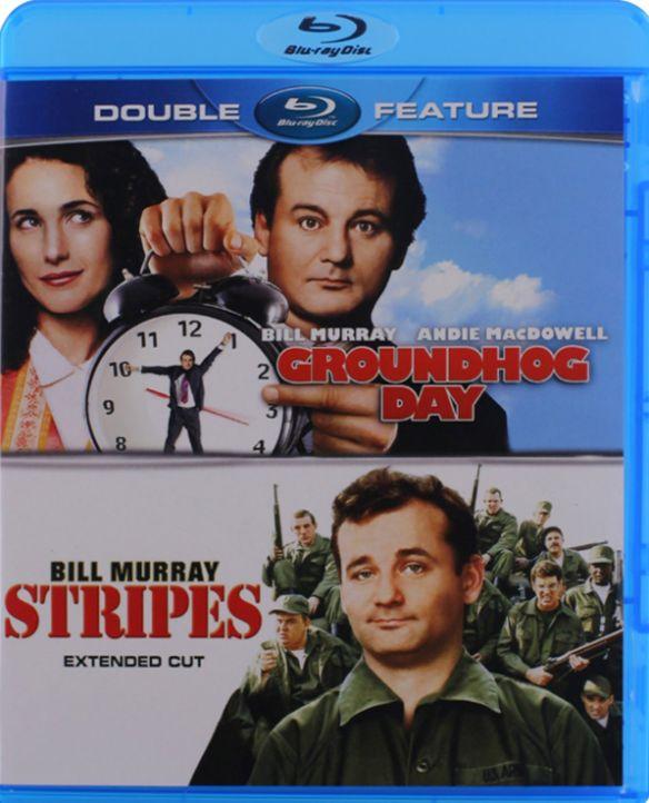 Groundhog Day/Stripes [Blu-ray] [2 Discs] 4364400