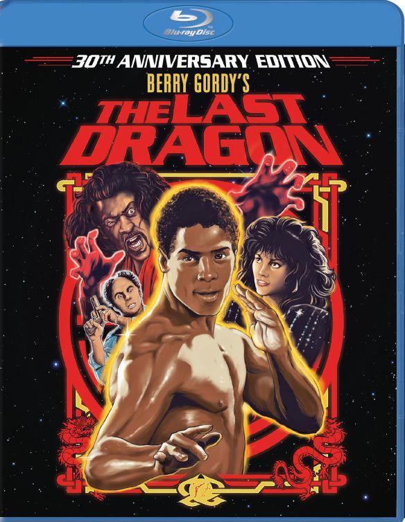 The Last Dragon [Blu-ray] [1985] 4364401