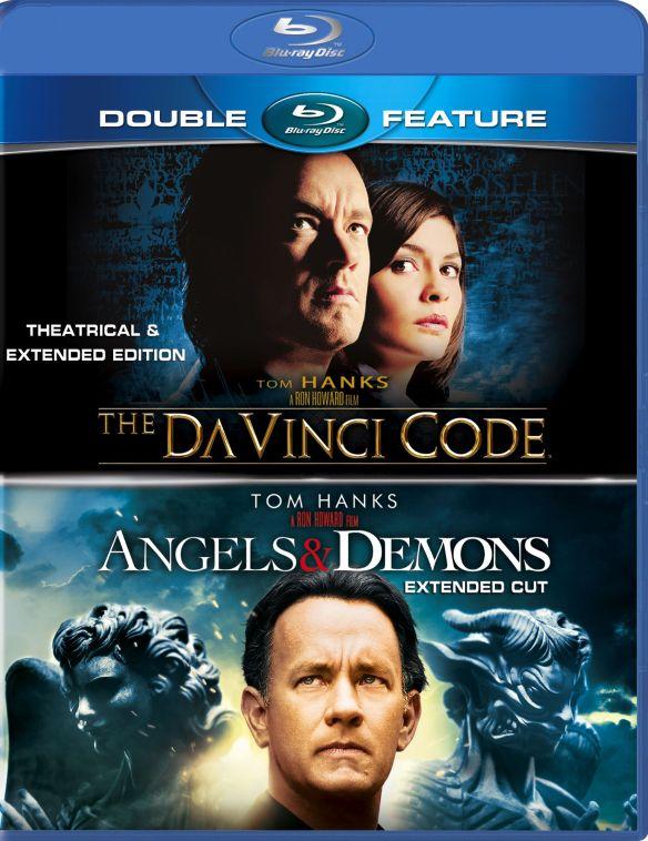 The Da Vinci Code/Angels & Demons [Blu-ray] [2 Discs] 4364402