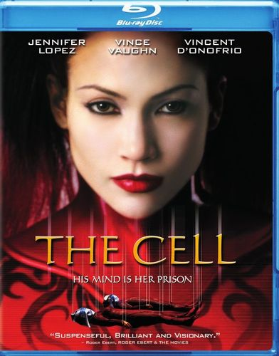 The Cell [Blu-ray] [2000] 4369900