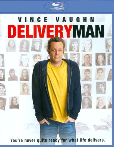 Delivery Man [Blu-ray] [2013] 4371019
