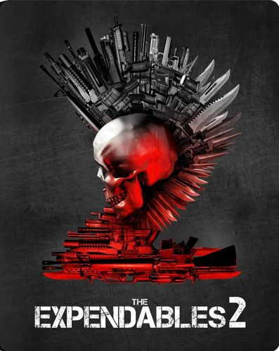 The Expendables 2 [Ultraviolet] [Includes Digital Copy] [Blu-ray] [Metal Case] [Only @ Best Buy] [2012] 4372201