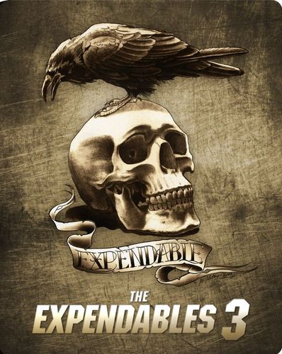 The Expendables 3 [Ultraviolet] [Includes Digital Copy] [Blu-ray] [Metal Case] [Only @ Best Buy] [2014] 4372202