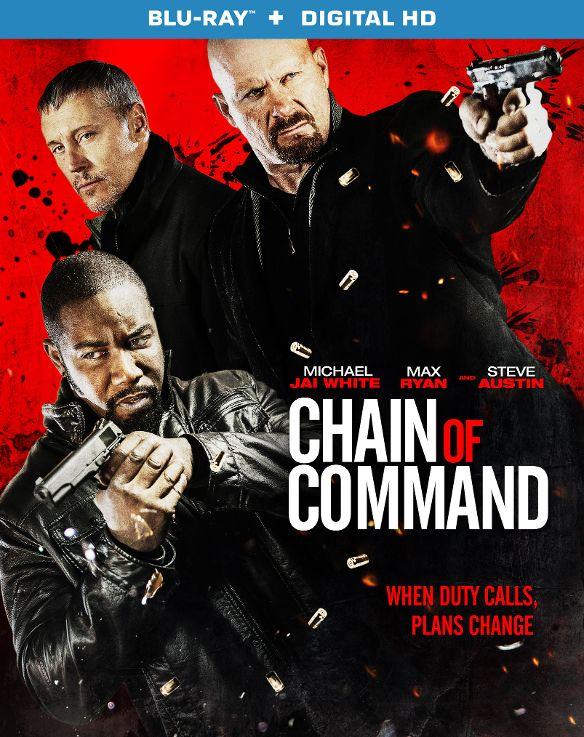 Chain of Command [Blu-ray] [2015] 4372203
