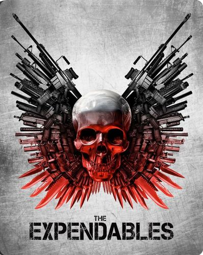 The Expendables [Ultraviolet] [Includes Digital Copy] [Blu-ray] [Metal Case] [Only @ Best Buy] [2010] 4372204
