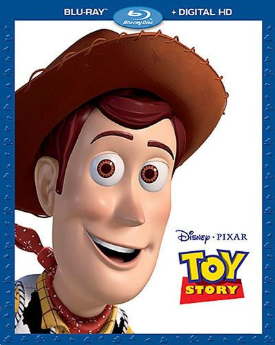 Toy Story [Blu-ray] [1995] 4375101
