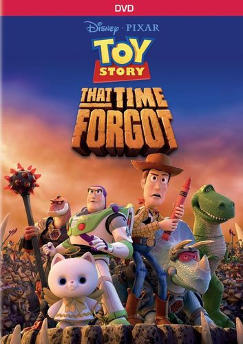 Toy Story That Time Forgot [DVD] [2014] 4375104