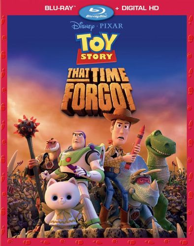 Toy Story That Time Forgot [Blu-ray] [2014] 4375105