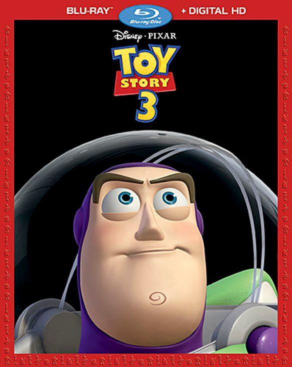 Toy Story 3 [Blu-ray] [2010] 4375109