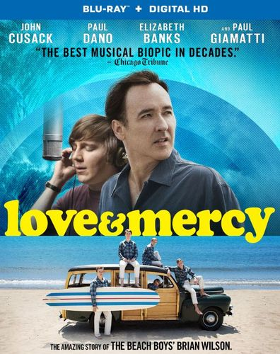 Love and Mercy [Blu-ray] [2014] 4375503