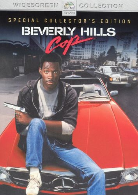 Beverly Hills Cop [DVD] [1984] 4376339