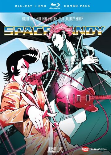 Space Dandy: Season 2 [Blu-ray/DVD] [4 Discs] 4380600
