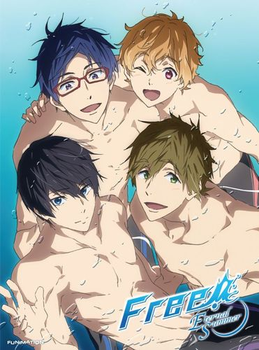 Free! Eternal Summer - Season 2 [Blu-ray/DVD] [4 Discs] 4380800