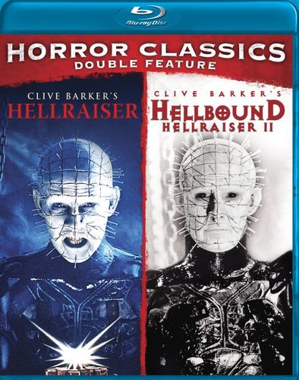 Hellraiser/Hellbound: Hellraiser II [2 Discs] [Blu-ray] 4380900