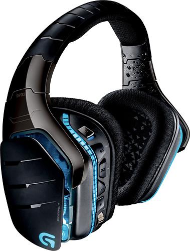 Logitech G933 Artemis Spectrum Gaming Headset Black 981-000585