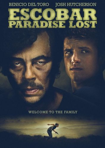 Escobar: Paradise Lost [DVD] [2014] 4392100