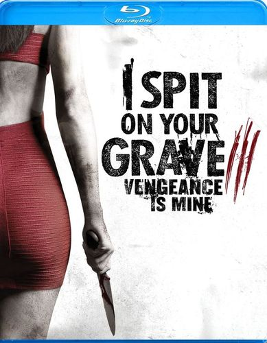 I Spit on Your Grave 3 [Blu-ray] [2015] 4392101