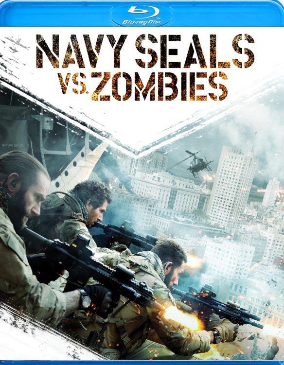 Navy Seals vs. Zombies [Blu-ray] [2015] 4392103