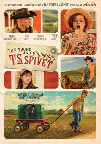 The Young and Prodigious T.S. Spivet [DVD] [2013] 4392107