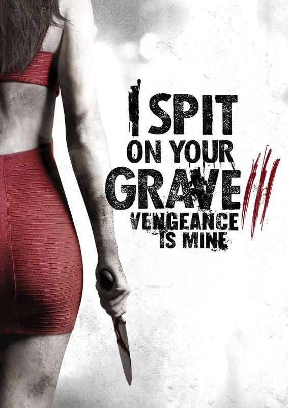 I Spit on Your Grave 3 [DVD] [2015] 4392108