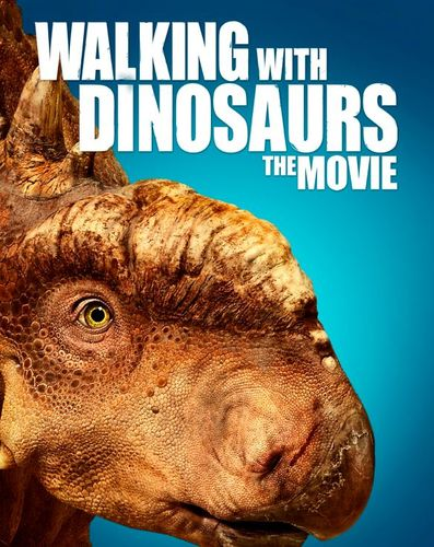 Walking with Dinosaurs [Blu-ray/DVD] [2 Discs] [2013] 4392109