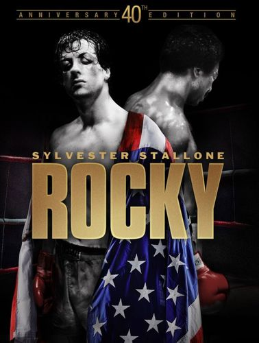 Rocky [40th Anniversary Edition] [Blu-ray] [1976] 4392112