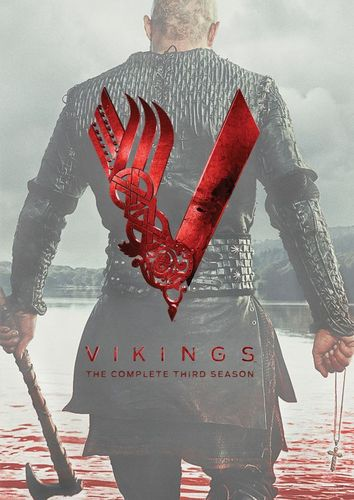 Vikings: Season 3 [3 Discs] [DVD] 4392117