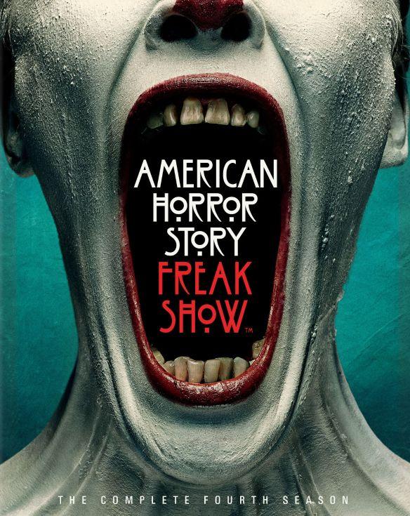 American Horror Story: Freak Show [3 Discs] [Blu-ray] 4392118