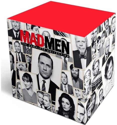 Mad Men: The Complete Collection [Blu-ray] [23 Discs] 4392127