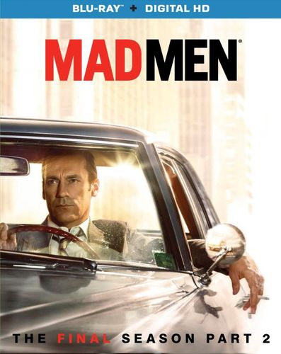 Mad Men: The Final Season, Part 2 [Blu-ray] [2 Discs] 4392132
