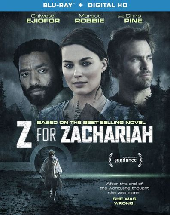 Z for Zachariah [Includes Digital Copy] [UltraViolet] [Blu-ray] [2015] 4392133