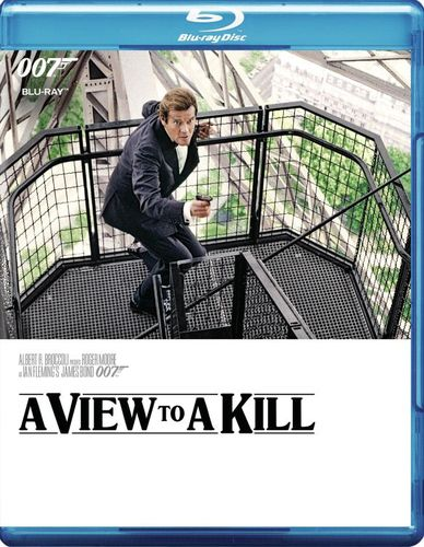 A View to a Kill [Blu-ray] [1985] 4397203